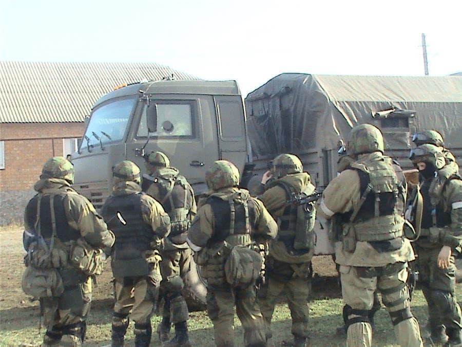 Требования для приема на работу в отряд милиции особого назначения