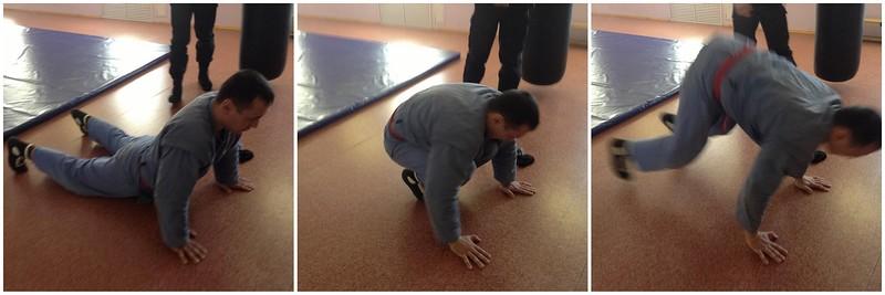 комплексно силовые упражнения